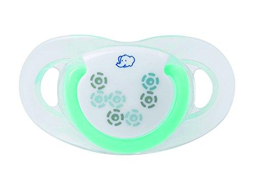 Bébé Confort Maternity Dental Safe Set de 2 Sucettes en Silicone 18-36 mois Bleu