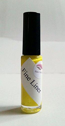 NEW Fineliner Jaune Nail Art Tip ongles Painter Stylo manucure vernis à ongle Nail Pen Lot d'accessoires