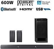Sony Real 5.1ch Dolby Digital Soundbar  |  HT-RT3