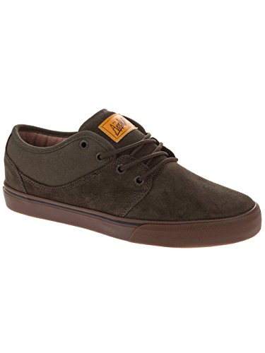 Globe Mahalo GBMAHALO_C Unisex-Erwachsene Sneaker dark green