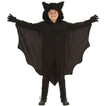 Smiffys Ali Di Pipistrello Vampiro Mantello Costume