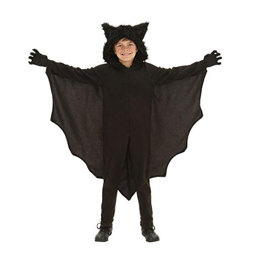 Zoylink costume da pipistrello per bambini tuta divertente costume cosplay creativo per halloween