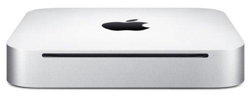 Apple MC270D/A Mac mini Desktop-PC (Intel Core 2 Duo P8600, 2,4GHz, 2GB...