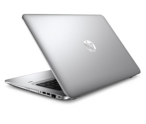 HP ProBook 470 G4 1LT84ES 439 cm 173 Zoll filled HD Business Laptop Notebook mit Intel foundation i7 7500U NVIDIA GeForce 930MX 8 GB RAM 128 GB SSD 1 TB HDD DVD RW Windows 10 family home silber Notebooks