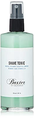 Baxter of California Shave Tonic, 4.2 oz