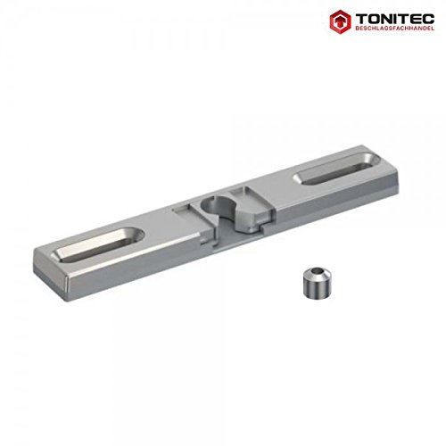 ToniTec® Terrassentür Balkontür Schnäpper Fensterschnäpper Balkontürschnäpper universal Hersteller unabhängig inkl.Hülse Test