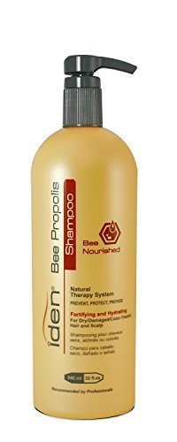 IDEN BEE PROPOLIS FORTIFYING AND HYDRATING SHAMPOO 32 OZ by Iden Bee Propolis