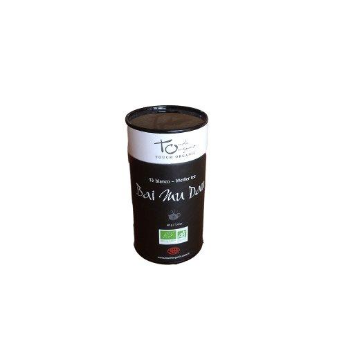 Touch Organic Bio Weißer Tee (1 x 40 gr)