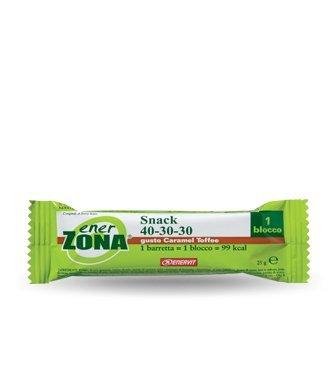 ENERZONA 30 SNACK 40-30-30 Dieta Zona CARAMEL TOFFEE - 31J7HfwWoGL