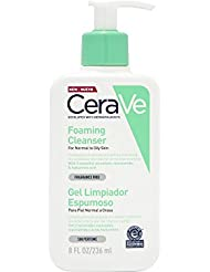 Cerave Moisturizing Cleansing Foam 236ml