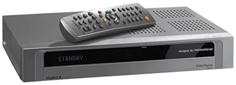 Humax PR-HD 1000 Digitaler HDTV Satelliten-Receiver