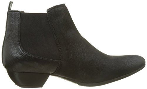 FLY London Damen Sly Stiefel Schwarz (Black)