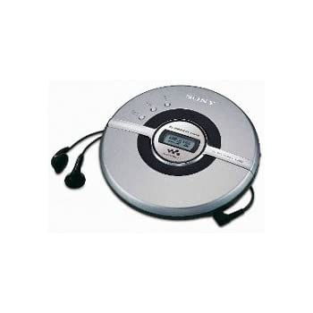 sony d ej100 cd walkman silberfarben audio hifi. Black Bedroom Furniture Sets. Home Design Ideas