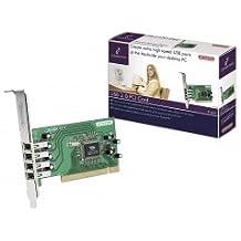 Sitecom CN-029 USB 2.0 PCI Card 4 Port