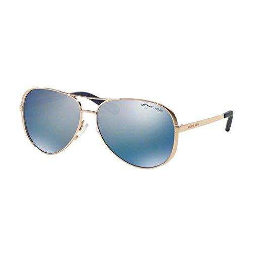 michael-kors-damen-sonnenbrille-michael-kors-chelsea-mk5004-gr-large-herstellergrosse-59-blau-rosego
