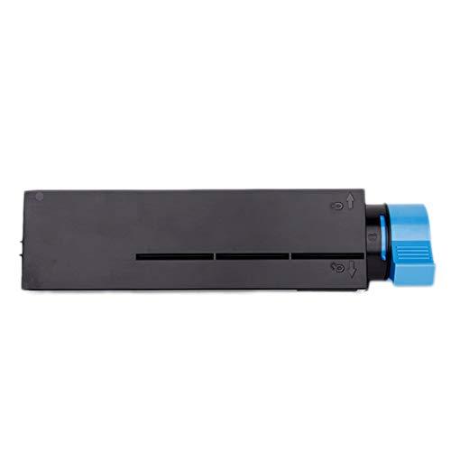 Kompatibles Farbband, Schwarz Tintenpatrone (YFTM-TCKompatibel mit OKIB412 B432dn Pulverbox Für MB492dn B512dn MB562dnw Tintenpatrone 45807102 45807101 45807119 45807103 45807124 Toner schwarz)
