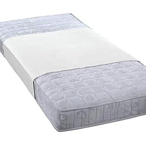 biberna Sleep & Protect 0809840 Stecklaken Molton mit Silver Protect Ausrüstung (blut-, urin- und wasserundurchlässig…