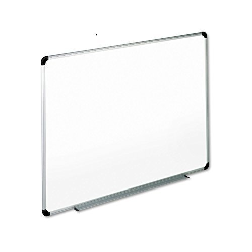 "Preisvergleich Produktbild Office Impressions 36"" x 48"" Melamine Dry Erase Whiteboard, Aluminum Frame by Office Impressions"