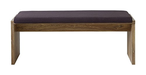 Peter GTCC212903 Sitzbank, Holz, braun, 35 x 126 x 46 cm