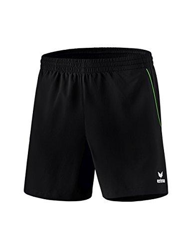 Erima Kinder Tischtennis Short schwarz/Green 152