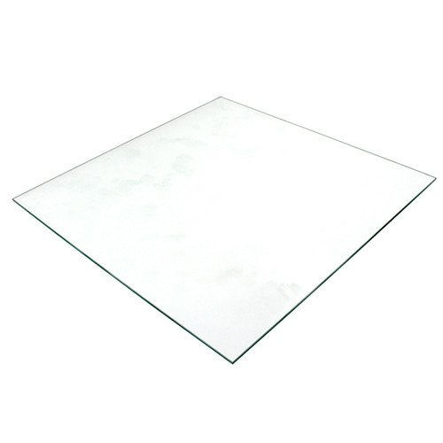 3D imprimante accessoires lit chaud chauffage lit verre tremp¨¦ 310 * 310 * 4 MM grand verre tremp¨¦ 4mm d'¨¦paisseur