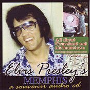 Elvis Presley's Memphis - A Souvenir Audio CD (2009-01-01)