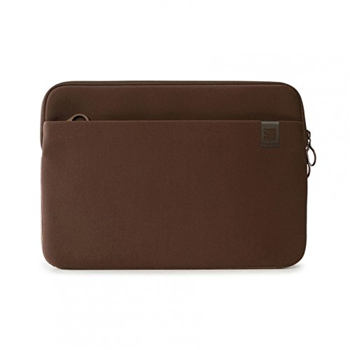 Tucano BFTMB15-M Top, Second Skin Neopren-Schutzhülle für Apple MacBook Pro 38,1 cm (15 Zoll) braun