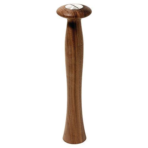 Alessi Pfeffermühle aus Nußbaumholz