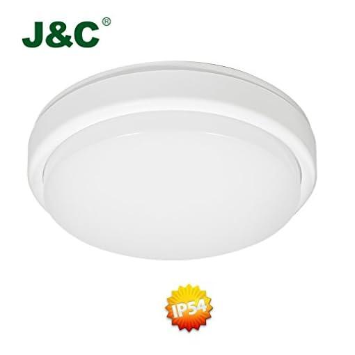 Deckenlampen & Kronleuchter Beleuchtung 24w Led Deckenleuchte Badleuchte Küche Deckenlampe Wohnzimmer Ip54 Naturweiß