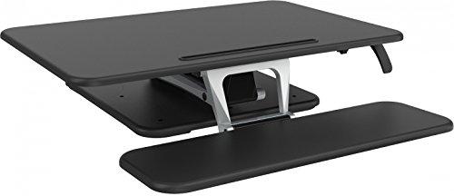 Vision VSS-2 Sit-Stand Desk Riser - Groesse S - Aufstellung für lcd-Bildschirm Tastatur par  Vision