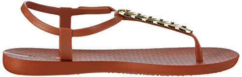 Ipanema Ipanema Charm Iv Sand Fem, Sandales  Bout ouvert femme Mehrfarbig (brown/brown)