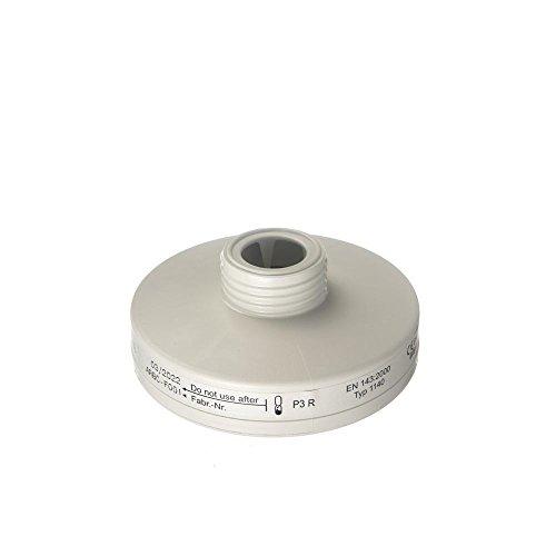 Dräger x-Plore Partikelfilter P3 - Schraubgewinde RD40 nach DIN EN 143 Teil1 für halb- oder Vollmasken, 1 Stück, 6738932.0 (Filter Hersteller-teil)