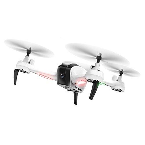 JERFER Drone Drone con Telecamera Mini Drone Altezza della Videocamera 1080P WiFi FPV Hod Geature Selfie Intelligent Follow Rc Drone