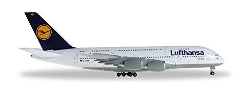 Herpa 515986-003 - Lufthansa Airbus A380-800