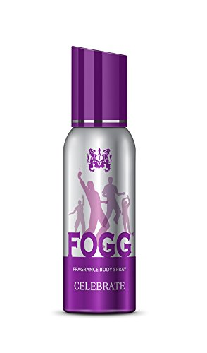 Fogg Celebrate Body Spray, 120ml