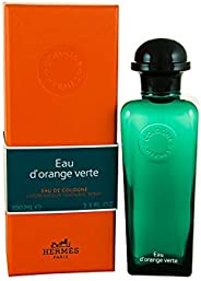 Hermes Eau d'Orange Verte Eau de Cologne Spray Unisex, 10