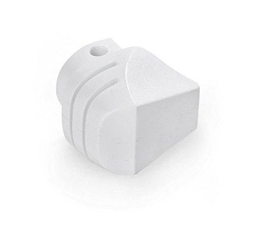 Inliner-Bremse Bremsstopper Bremsklotz aus Plastik für Inlineskates Raven/Screw Luna (weiß)
