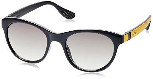 IDEE Gradient Round Women's Sunglasses (IDS1732C4SG|50|Green lens) image