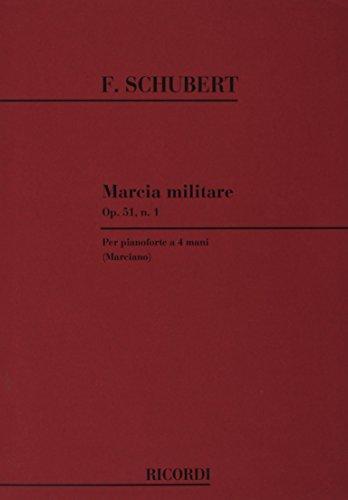 3 Marce Militari Op. 51 D 733: N. 1