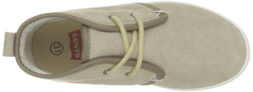 Levi's Terry Cuir 299990-21, Sneaker ragazzo Beige (Beige (Beige))