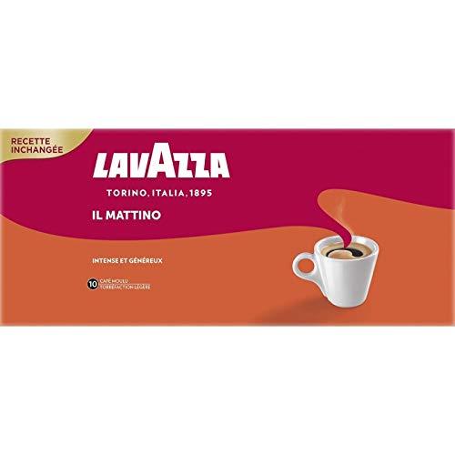 Lavazza - Il Mattino Café Moulu 4X250G - Livraison Gratuite pour les commandes en France - Prix Par Unité