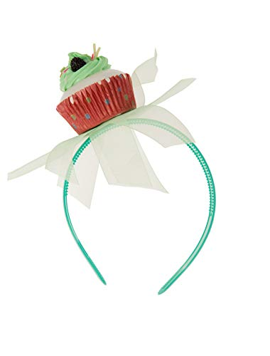 Kostüm Damen Cupcake - Deiters Haarreif Candy Cupcake Mint