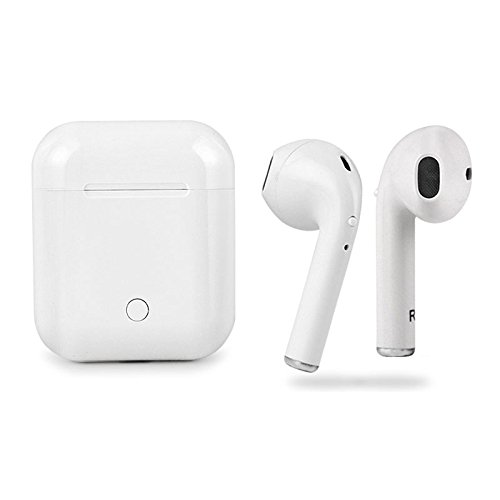 Bluetooth auricolari wireless senza fili sport, cuffie wifi mini,per i phone 7 ,6,7 plus,8,5s,huawei,samsung 2 coppia