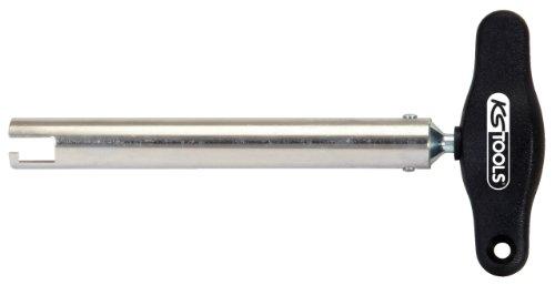 KS Tools 500.7525 T-Griff-Zündkerzenstecker-Abzieher, kurz, 225mm