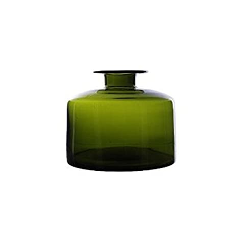 Mary Rose Decanters Vase - Green - Large Short