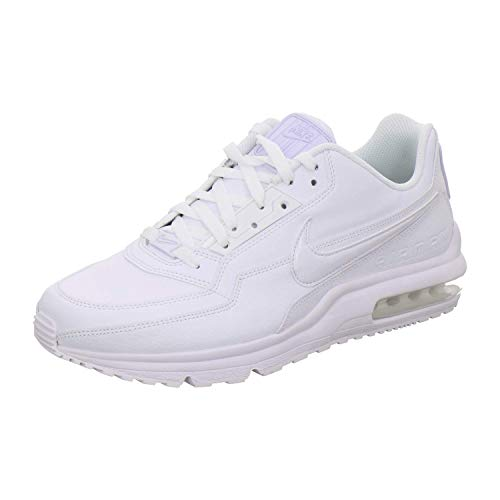 Nike Herren AIR MAX LTD 3 Laufschuhe, Weiß White 111, 45 EU