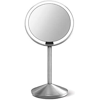 Simplehuman Sensor Mirror 12cm Round 10x Magnification