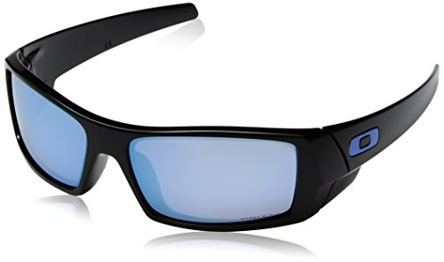 Oakley GASCAN Prizm Deep Water Polarized Polished Black