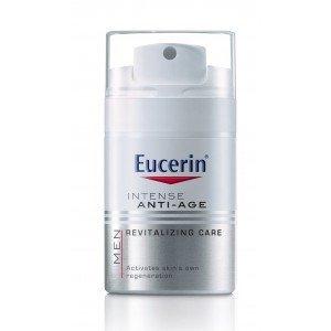Eucerin Men Crema Facial Anti-Edad Día Piel Sensible 50ml