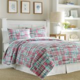 Nautica Sutter Creek Plaid Standard Pillow Sham by Nautica (Plaid Nautica)